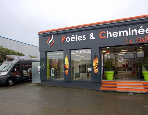 Bienvenue sur le site internet Poêles & Cheminées